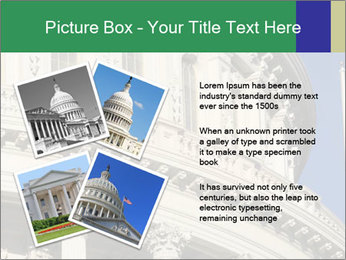 USA Capitol PowerPoint Template - Slide 23