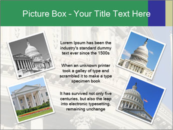 USA Capitol PowerPoint Template - Slide 24