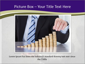 Bank Magician PowerPoint Template - Slide 16