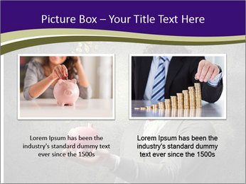 Bank Magician PowerPoint Template - Slide 18