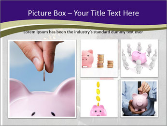 Bank Magician PowerPoint Template - Slide 19