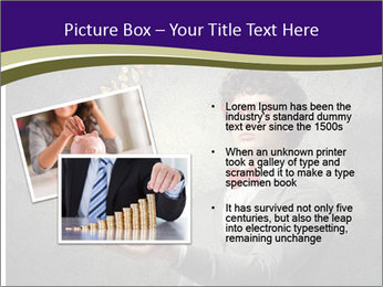 Bank Magician PowerPoint Template - Slide 20