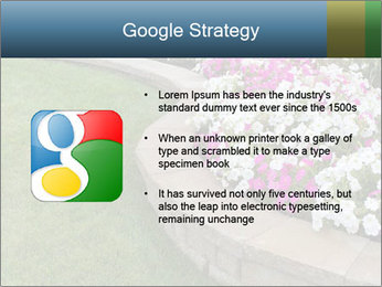 Flowerbed PowerPoint Template - Slide 10