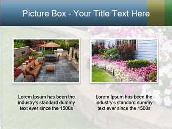 Flowerbed PowerPoint Template - Slide 18