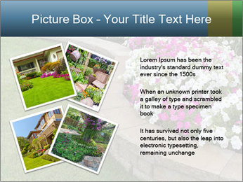 Flowerbed PowerPoint Template - Slide 23