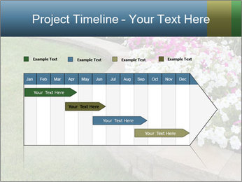 Flowerbed PowerPoint Template - Slide 25