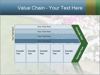 Flowerbed PowerPoint Template - Slide 27