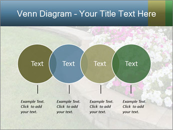 Flowerbed PowerPoint Template - Slide 32