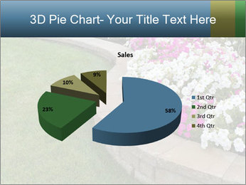 Flowerbed PowerPoint Template - Slide 35