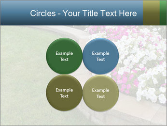 Flowerbed PowerPoint Template - Slide 38