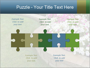 Flowerbed PowerPoint Templates - Slide 41