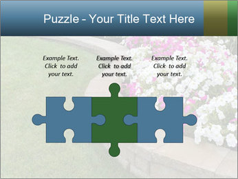 Flowerbed PowerPoint Templates - Slide 42