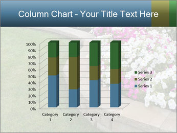 Flowerbed PowerPoint Template - Slide 50