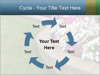 Flowerbed PowerPoint Template - Slide 62