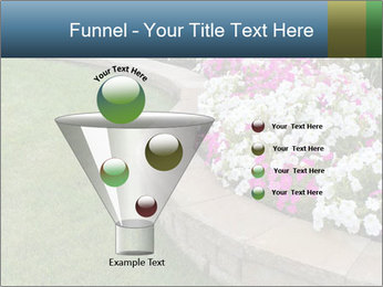 Flowerbed PowerPoint Template - Slide 63