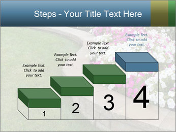 Flowerbed PowerPoint Template - Slide 64
