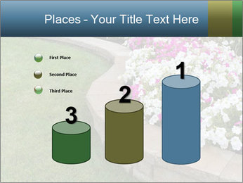 Flowerbed PowerPoint Template - Slide 65