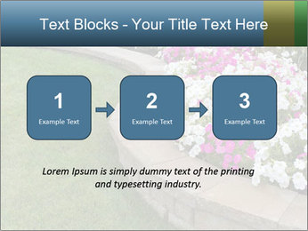 Flowerbed PowerPoint Template - Slide 71