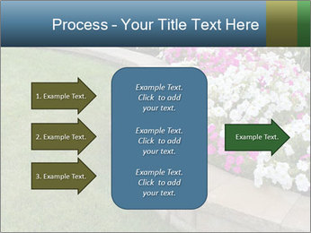 Flowerbed PowerPoint Template - Slide 85