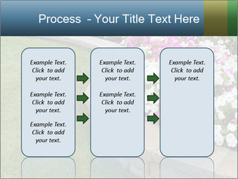 Flowerbed PowerPoint Template - Slide 86