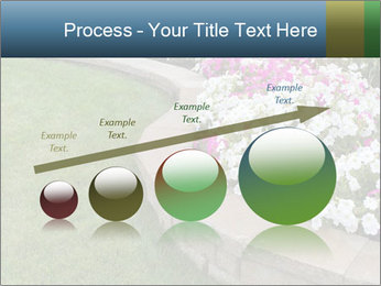 Flowerbed PowerPoint Template - Slide 87