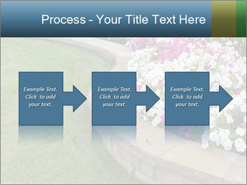 Flowerbed PowerPoint Template - Slide 88