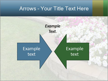 Flowerbed PowerPoint Templates - Slide 90