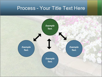 Flowerbed PowerPoint Template - Slide 91