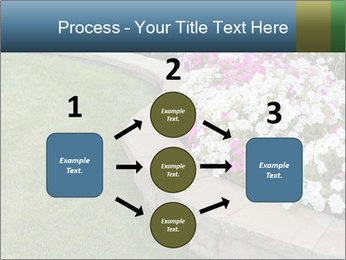 Flowerbed PowerPoint Template - Slide 92