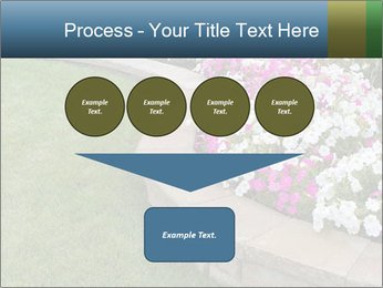 Flowerbed PowerPoint Template - Slide 93