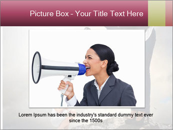 Shouting Boss PowerPoint Templates - Slide 15