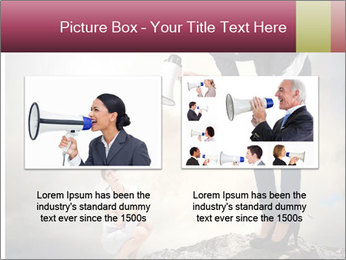 Shouting Boss PowerPoint Templates - Slide 18