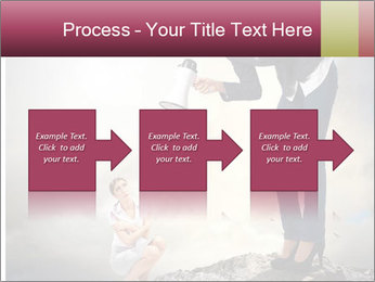 Shouting Boss PowerPoint Templates - Slide 88