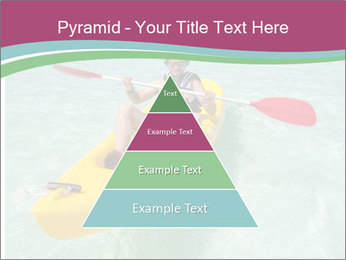 Yellow Kayak Boat PowerPoint Template - Slide 30