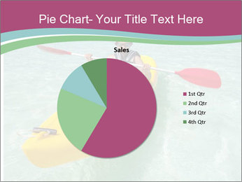 Yellow Kayak Boat PowerPoint Templates - Slide 36