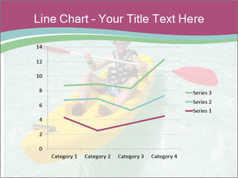 Yellow Kayak Boat PowerPoint Template - Slide 54