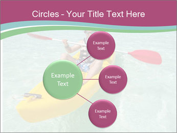 Yellow Kayak Boat PowerPoint Templates - Slide 79