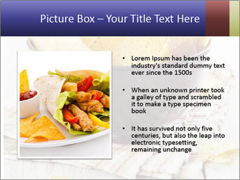 Plate Of Nachos PowerPoint Template - Slide 13