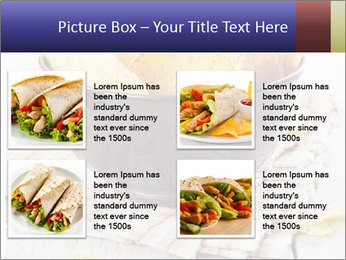 Plate Of Nachos PowerPoint Template - Slide 14