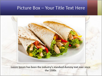 Plate Of Nachos PowerPoint Template - Slide 15