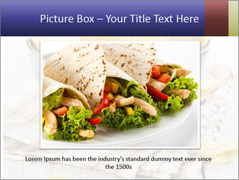 Plate Of Nachos PowerPoint Template - Slide 16