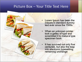 Plate Of Nachos PowerPoint Template - Slide 17