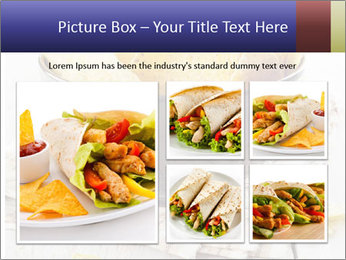 Plate Of Nachos PowerPoint Template - Slide 19