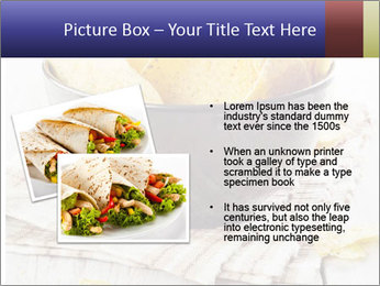 Plate Of Nachos PowerPoint Template - Slide 20