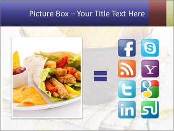 Plate Of Nachos PowerPoint Template - Slide 21