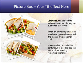 Plate Of Nachos PowerPoint Template - Slide 23