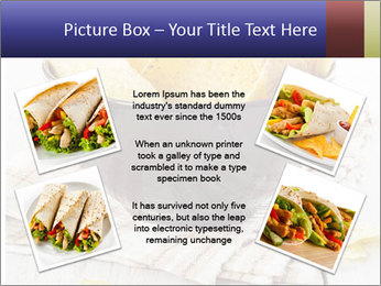 Plate Of Nachos PowerPoint Template - Slide 24