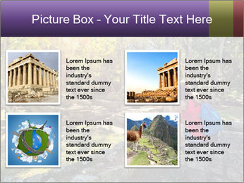 Woman Photographer PowerPoint Template - Slide 14