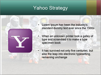 Men Wearing Protective Equipment PowerPoint Templates - Slide 11