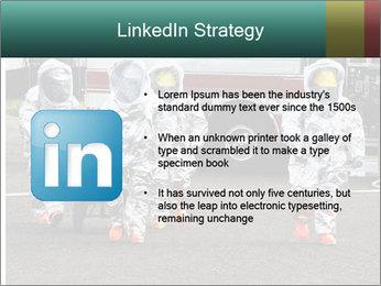 Men Wearing Protective Equipment PowerPoint Template - Slide 12